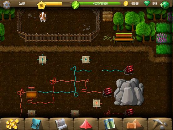 Diggy's Adventure: Puzzels iPad app afbeelding 7