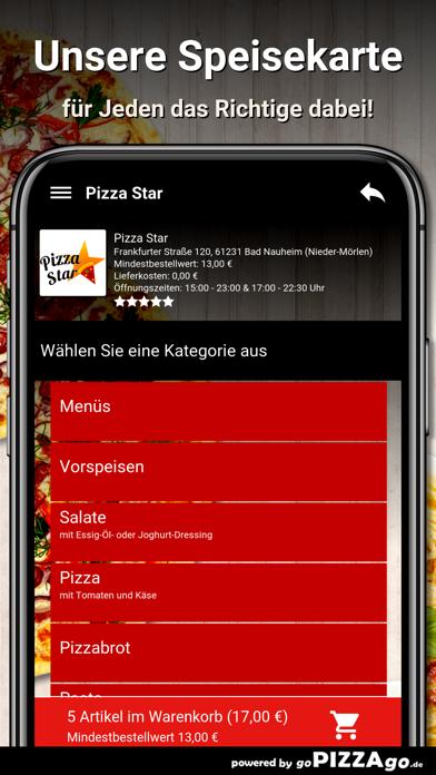 Pizza Star Bad Nauheim screenshot 4