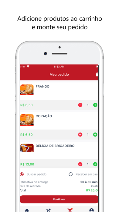Bicudo Lanches screenshot 3