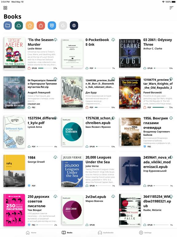 PocketBook Readerのおすすめ画像2