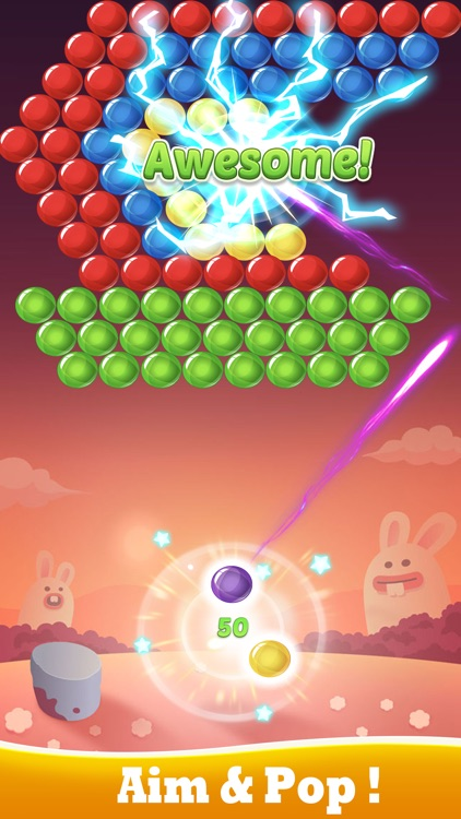 Bubble Shooter Pop Splash screenshot-3