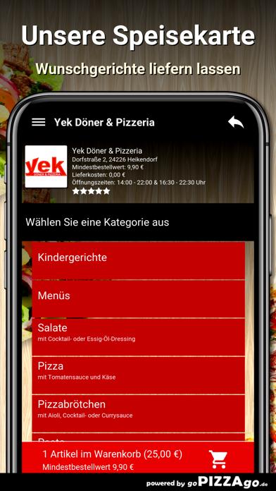 Yek Döner Heikendorf screenshot 4