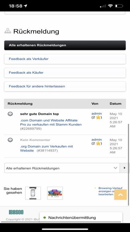 iBasoo I Kaufen & Verkaufen screenshot-9