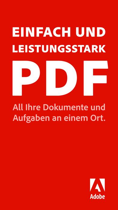 Adobe Acrobat Reader für PDFScreenshot von 2