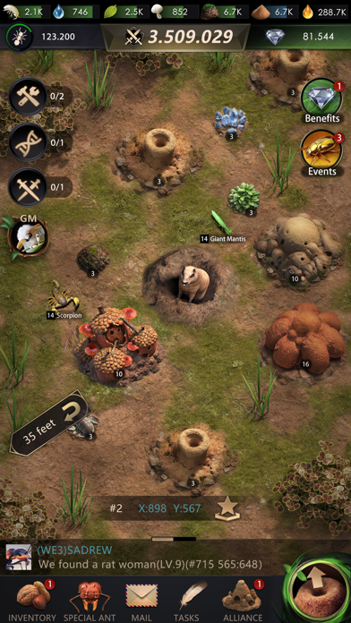 The Ants: Underground Kingdom screenshot 8