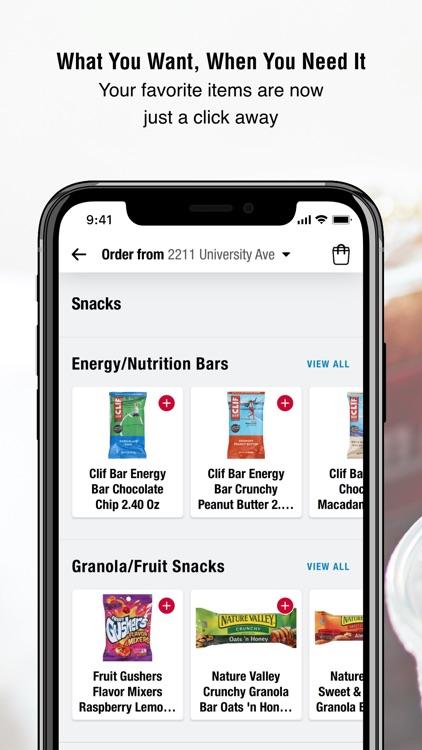 Kum & Go: Fuel Rewards, Food screenshot-4