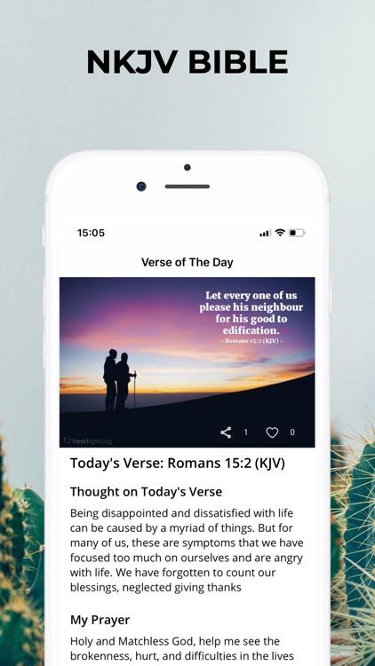 NKJV• Holy Bible Audio Offline