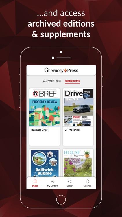 Guernsey Press and Star screenshot-4