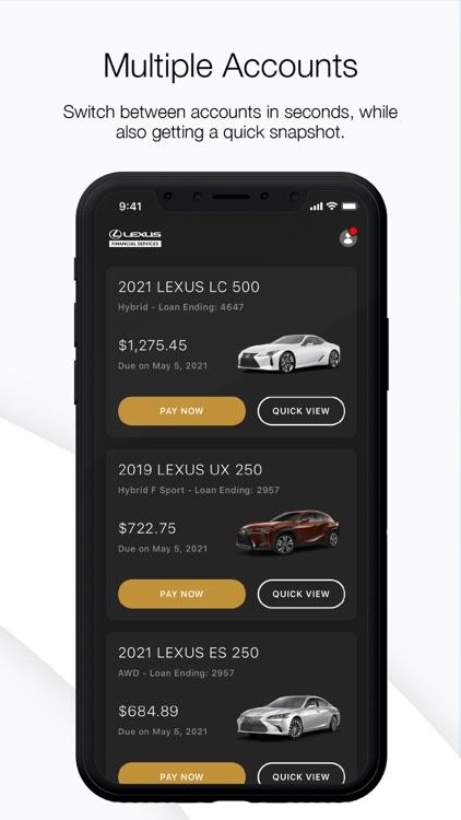 Lexus Financial Services screenshot-3