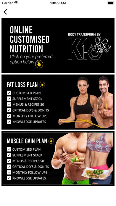 Body Transform By K10 screenshot 5
