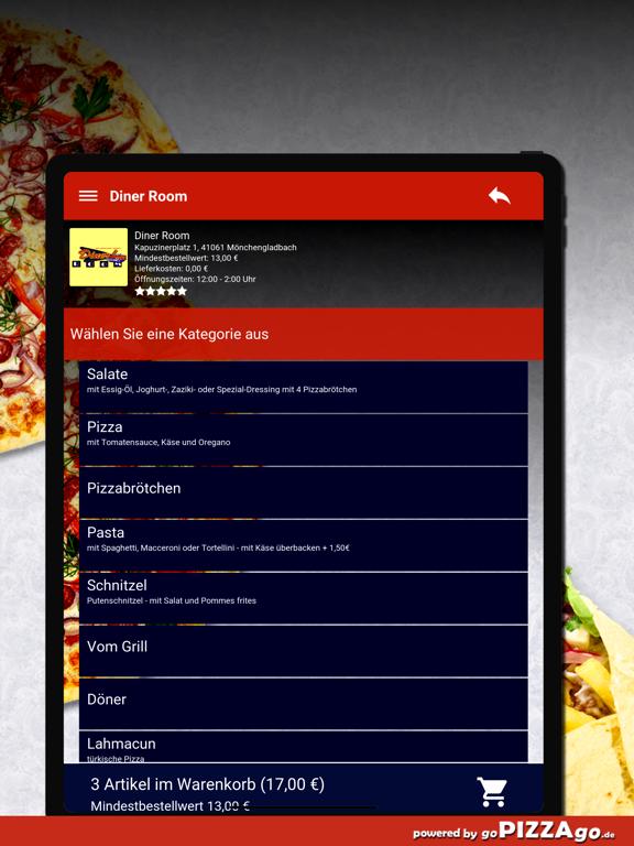 Diner Room Mönchengladbach screenshot 8