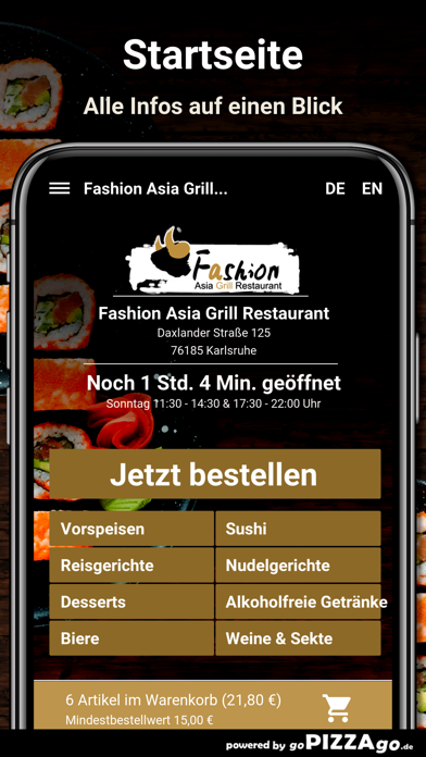 Fashion Asia Karlsruhe screenshot 2