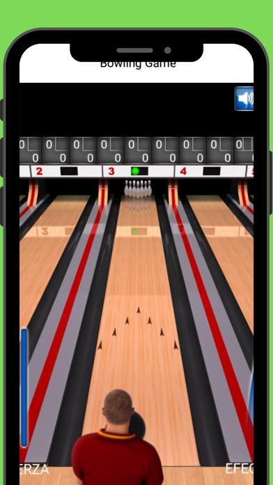 Bowling Game App screenshot 2