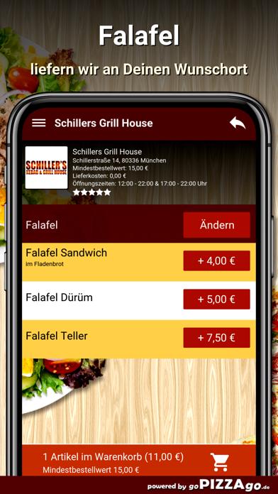 Schillers Grill House München screenshot 6