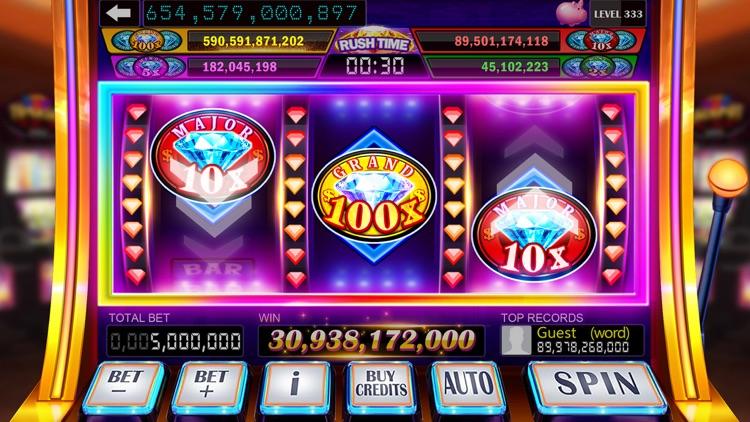 Classic Casino Slots Games screenshot-0