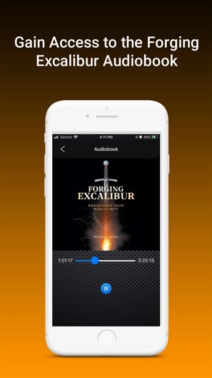 Forging Excalibur screenshot-3