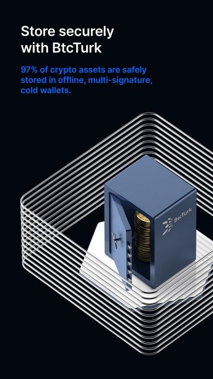 BtcTurk | PRO Buy-Sell Bitcoin screenshot-5
