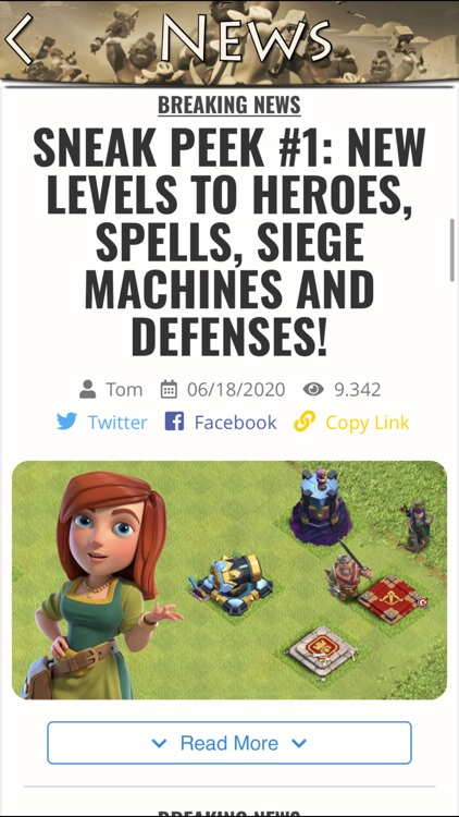 Guide for Clash of Clans - CoC screenshot-6