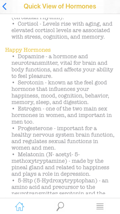 Happy Hormones screenshot 3