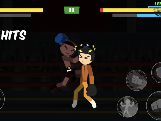 Stick Boxing: Super Star screenshot 9