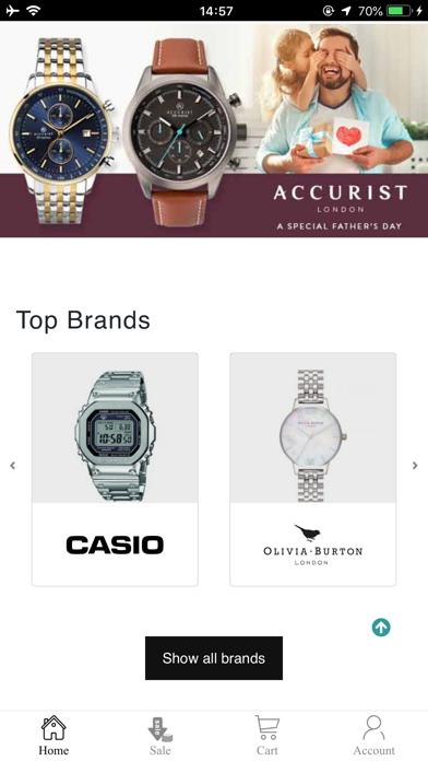 Watch Shop screenshot 3