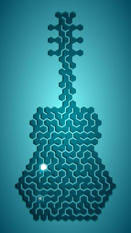 Maze: path of light