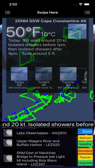 Instant Marine Forecast Lite screenshot 3