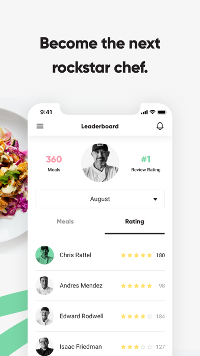 CookUnity - Chefs screenshot 5