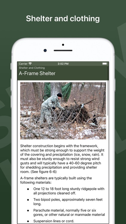 Army Survival Skills screenshot-4