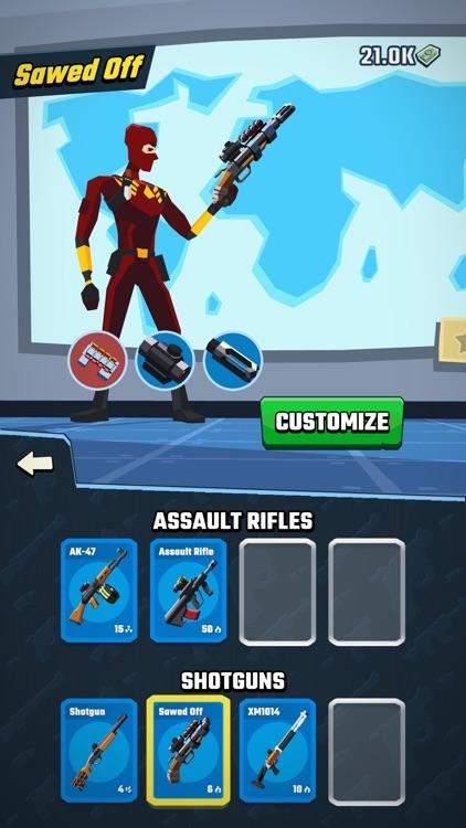 Agent Action - Spy Shooter screenshot-6
