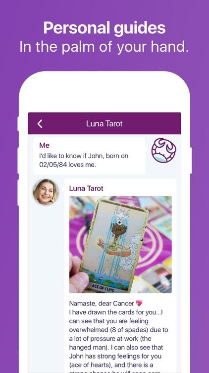 fortunica - Tarot & Horoscope screenshot-3