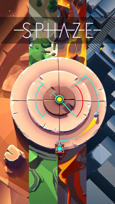 SPHAZE: Sci-fi puzzle game