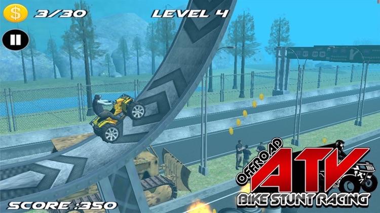 Bike Atv Race: OffRoad Stunt 2 screenshot-4