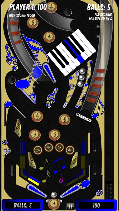 Jazz Pinball screenshot one