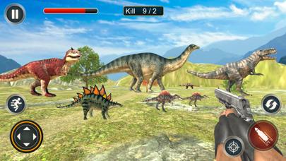 Dinosaur Hunter Deadly Hunt screenshot 1