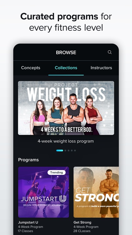 NEOU: Fitness & Exercise App screenshot-5