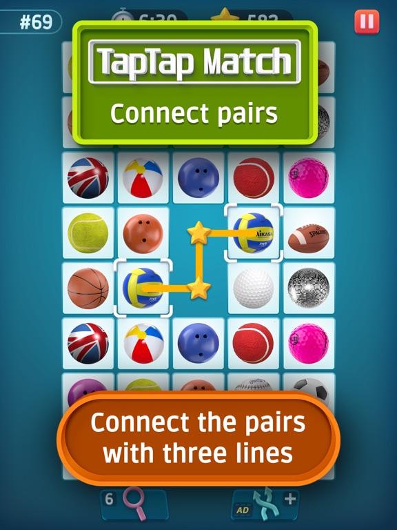 TapTap Match: Connect Tiles screenshot 6