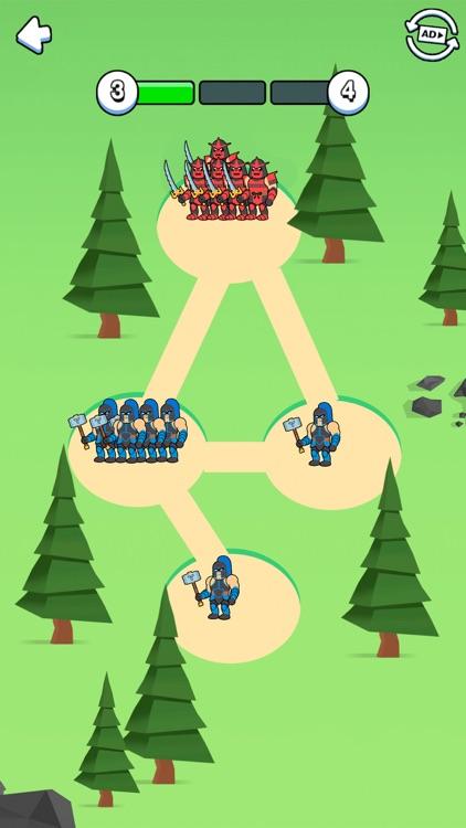 Puzzle War - Creative screenshot-4