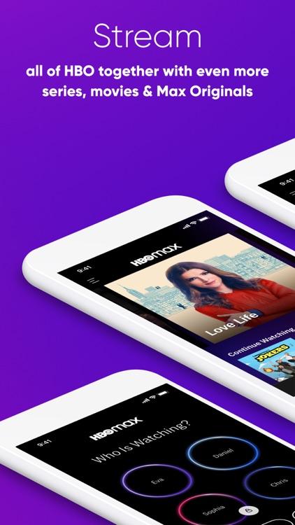 HBO Max: Stream TV & Movies screenshot-0