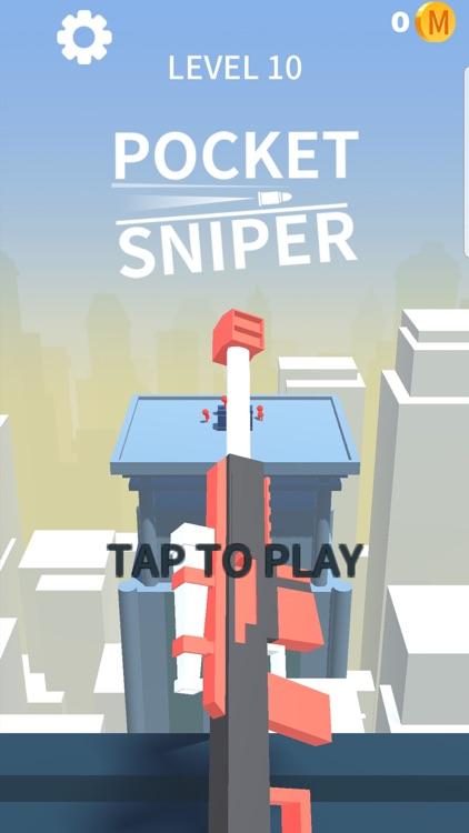 Pocket Sniper! screenshot-4