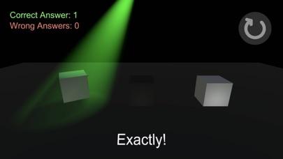 Color Cube Quiz screenshot 1