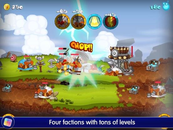 Swords & Soldiers - GameClub screenshot 11