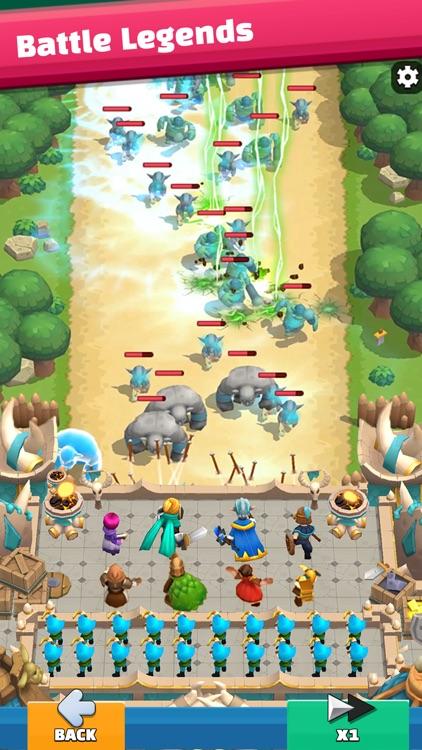 Wild Castle screenshot-6