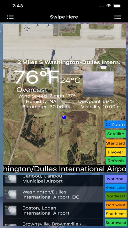 Instant Weather Stations Lite screenshot-6