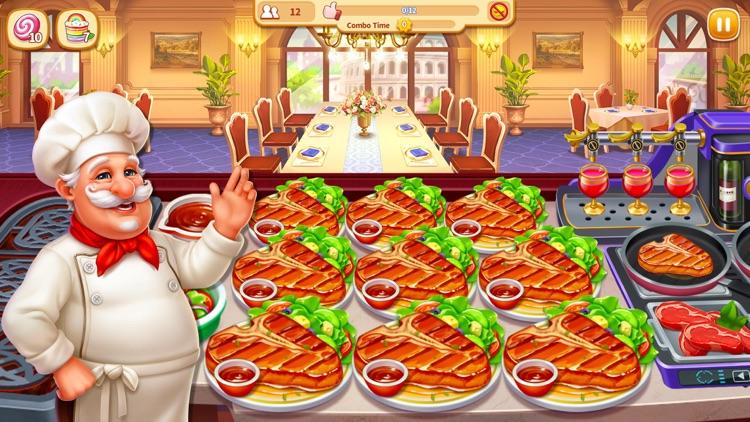 Cooking Home: Restaurant Games screenshot-3