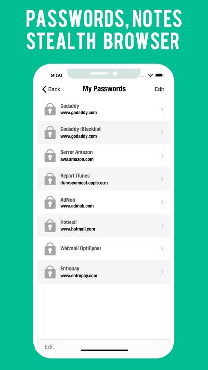 Secure Folder PRO screenshot-5