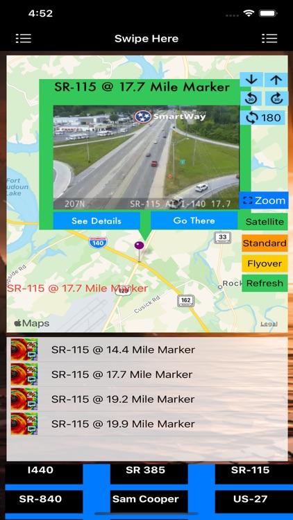Traffic Cameras Tennessee Pro screenshot-7