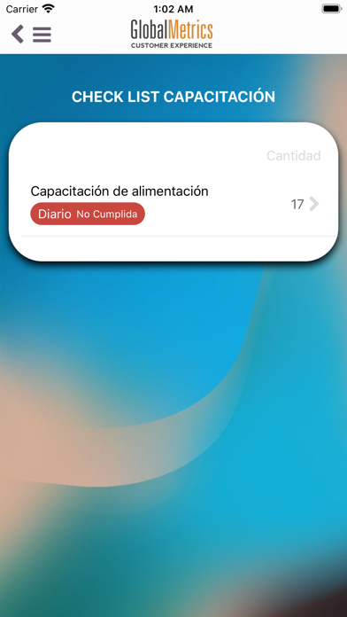 ChecklistGM screenshot 4