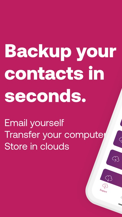 My Contacts Backup & Transfer