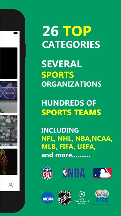 Sporty Team -Sports Team Goods screenshot-7